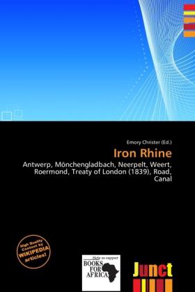 Iron Rhine als Taschenbuch von