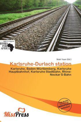 Karlsruhe-Durlach Station als Taschenbuch von