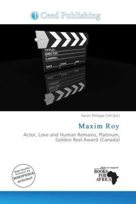 Maxim Roy als Taschenbuch von