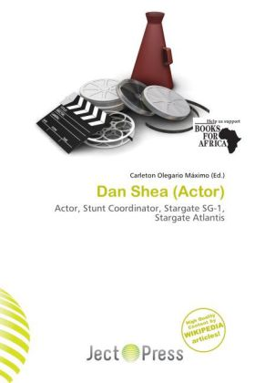 Dan Shea (Actor) als Taschenbuch von
