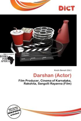 Darshan (Actor) als Taschenbuch von