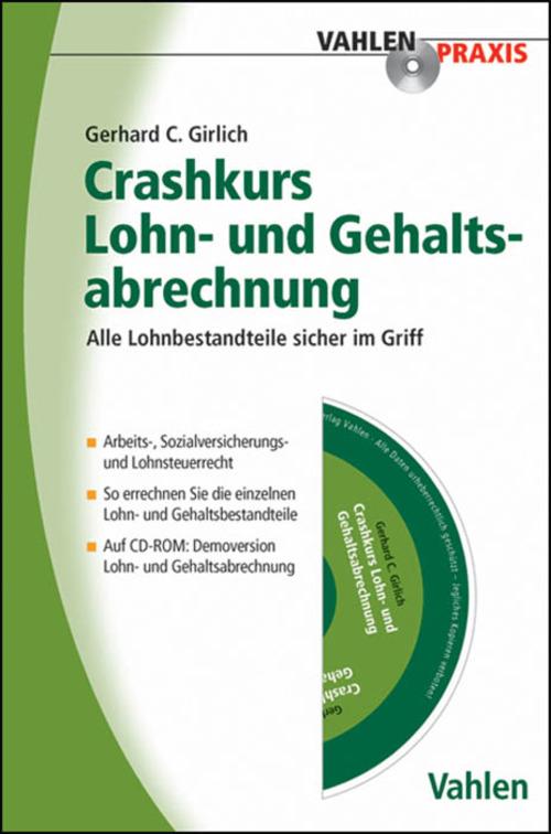 Crashkurs Lohn- und Gehaltsabrechnung als eBook...