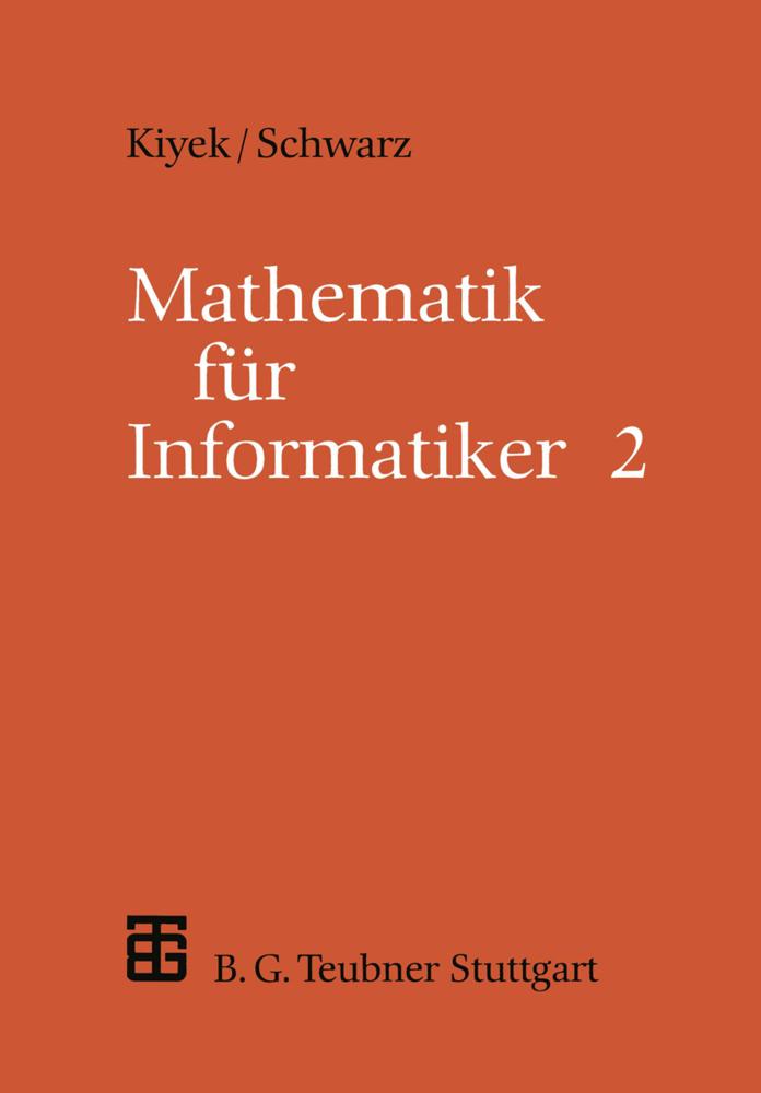 Mathematik für Informatiker als Buch von Friedr...