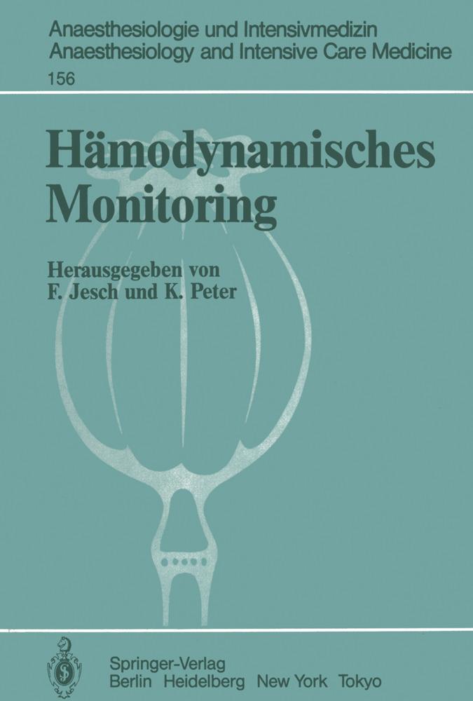Hämodynamisches Monitoring als Buch von