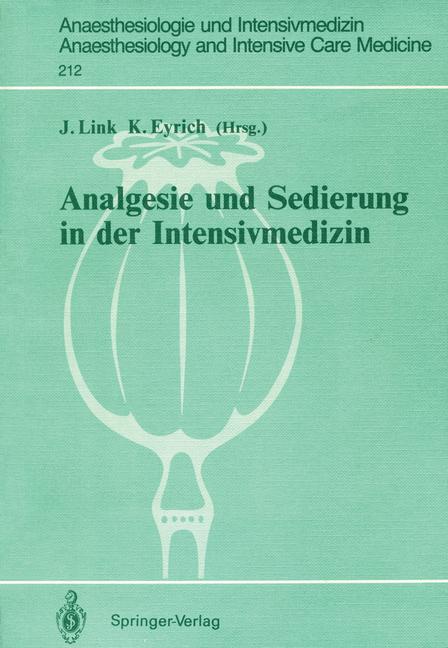Analgesie und Sedierung in der Intensivmedizin ...