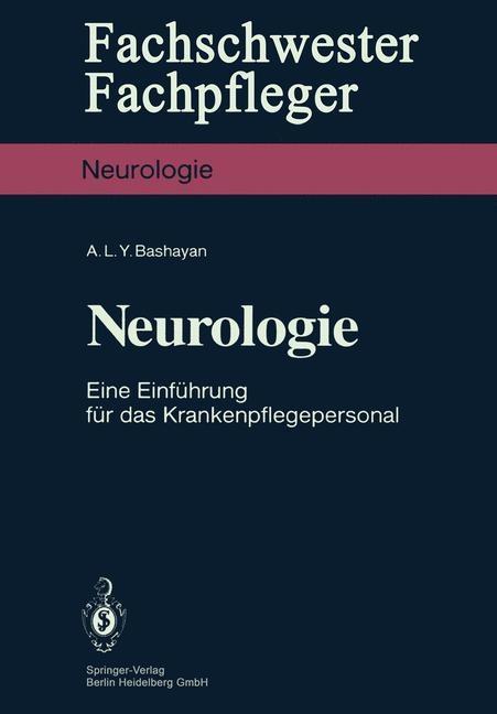 Neurologie als Buch von Abdullatif L. Y. Bashayan