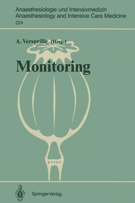 Monitoring als Buch von