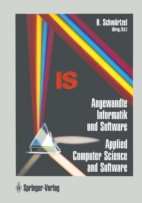 Angewandte Informatik und Software / Applied Co...