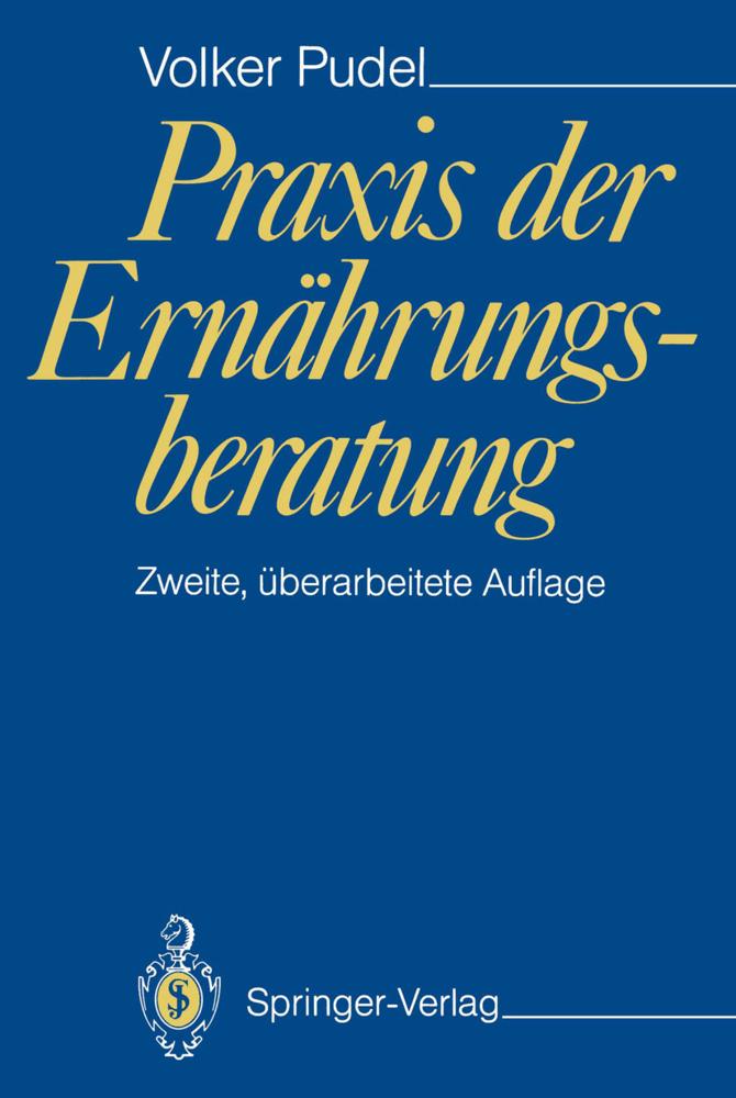 Praxis der Ernährungsberatung als Buch von Volk...