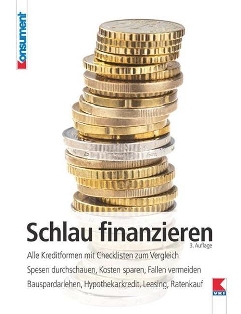 Schlau finanzieren als Buch von Manfred Lappe