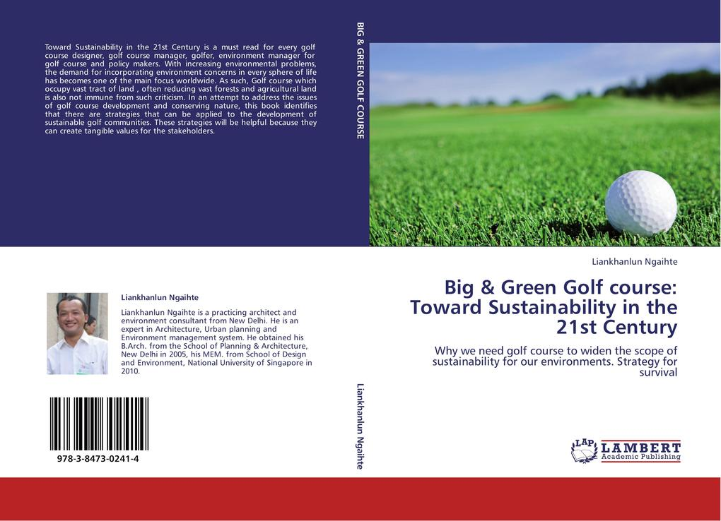 Big & Green Golf course: Toward Sustainability ...
