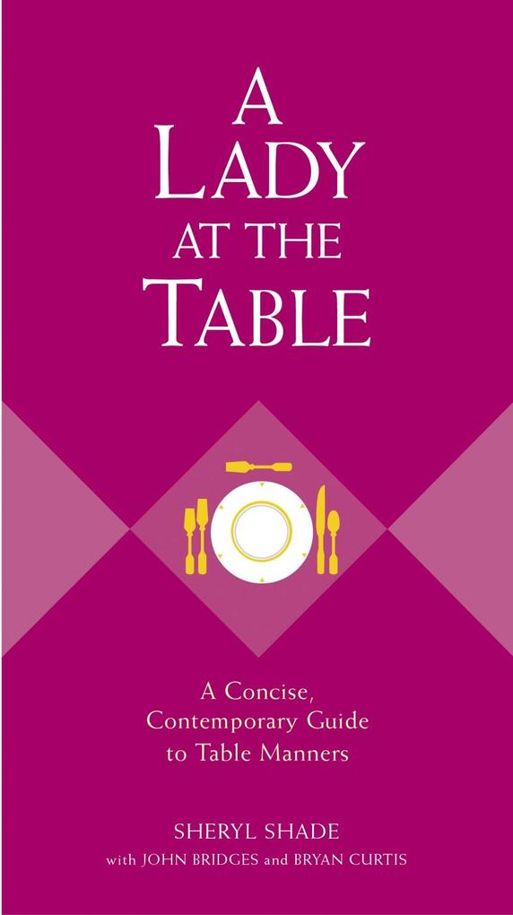 A Lady at the Table als eBook Download von Sher...