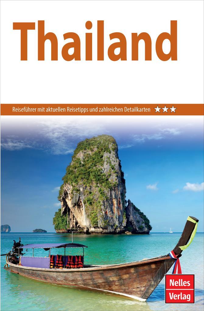 Nelles Guide Reiseführer Thailand als eBook Dow...