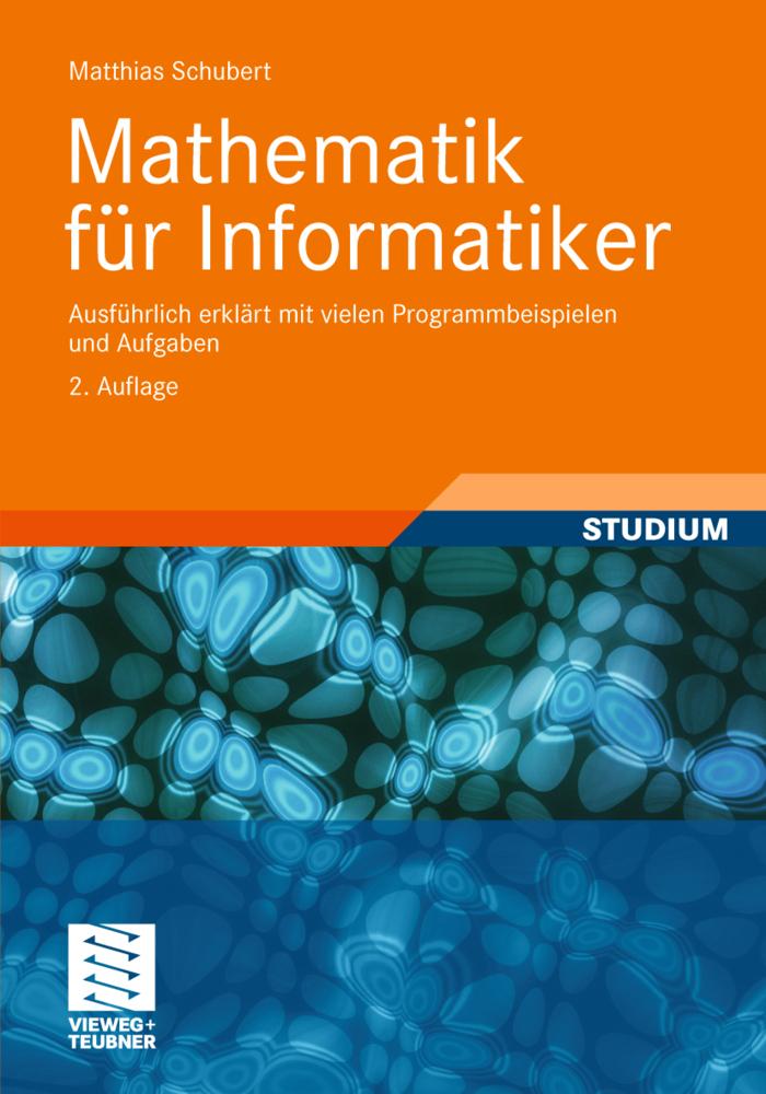 Mathematik für Informatiker als Buch von Matthi...