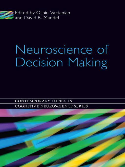 Neuroscience of Decision Making als eBook Downl...