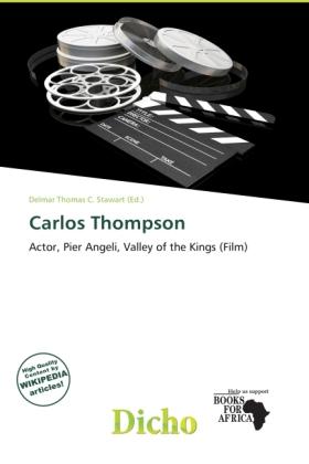 Carlos Thompson als Taschenbuch von