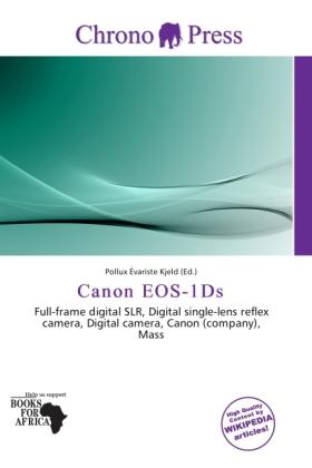Canon EOS-1ds als Taschenbuch von Canon EOS Rebel T3 Canon EOS Rebel T3 (discontinued) 18289745 18289745 xl