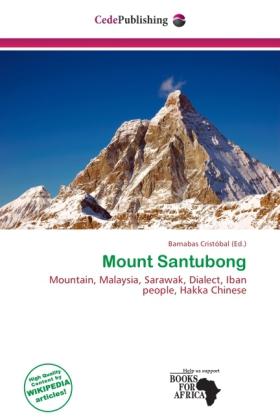 Mount Santubong als Taschenbuch von
