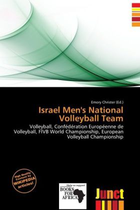 Israel Men´s National Volleyball Team als Tasch...