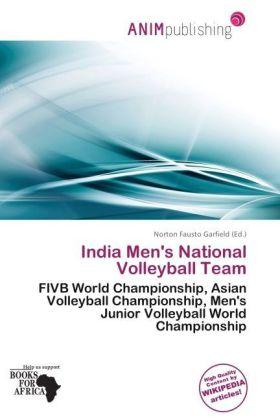 India Men´s National Volleyball Team als Tasche...