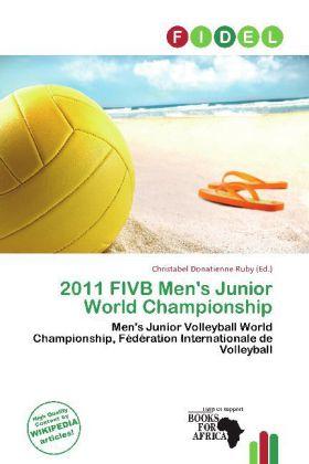 2011 Fivb Men´s Junior World Championship als T...