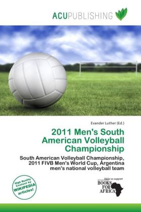 2011 Men´s South American Volleyball Championsh...