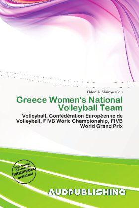 Greece Women´s National Volleyball Team als Tas...