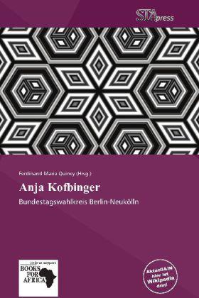 Anja Kofbinger als Taschenbuch von