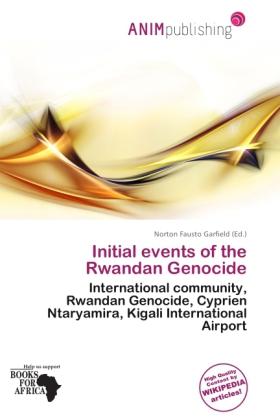 Initial Events of the Rwandan Genocide als Tasc...