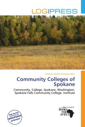 Community Colleges of Spokane als Taschenbuch von