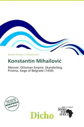 Konstantin Mihailovi als Taschenbuch von