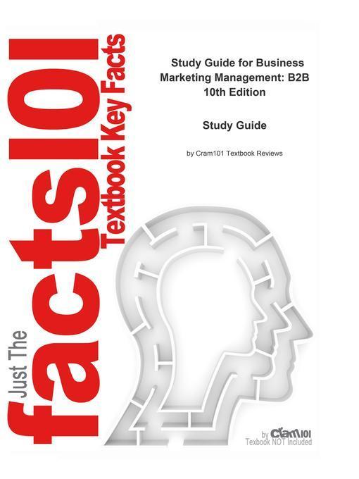 Business Marketing Management, B2B als eBook Do...