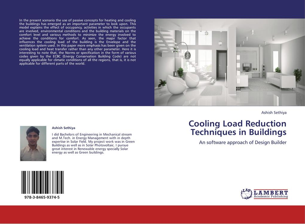 Cooling Load Reduction Techniques in Buildings ...