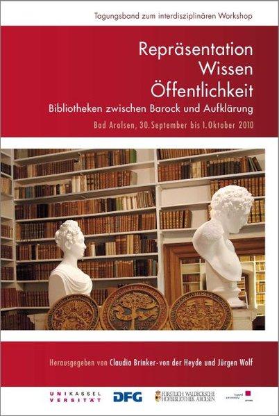Repräsentation Wissen Öffentlichkeit als Buch v...