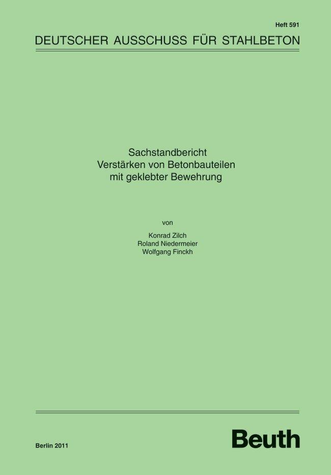 Sachstandbericht Verstärken von Betonbauteilen ...