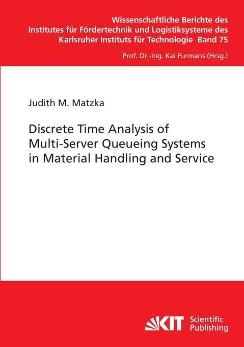 Discrete Time Analysis of Multi-Server Queueing...