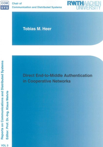 Direct End-to-Middle Authentication in Cooperat...