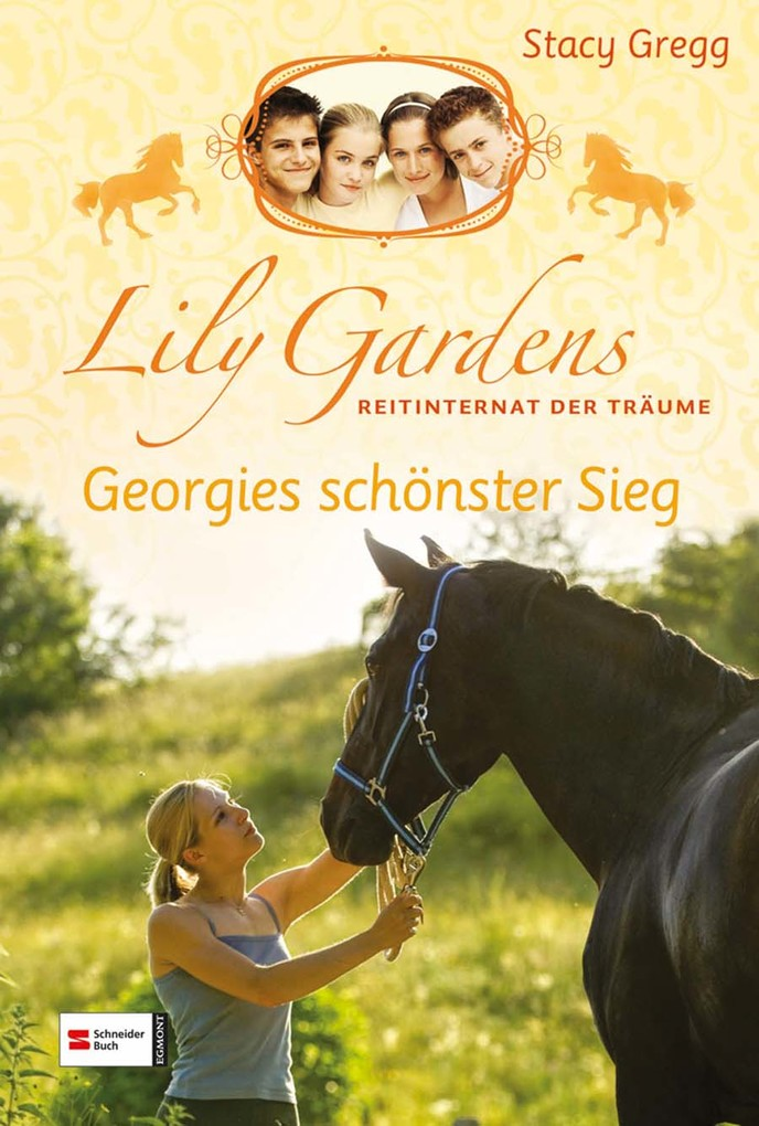 Lily Gardens, Reitinternat der Träume, Band 04 ...