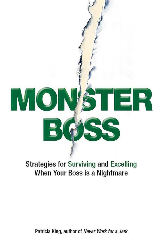 Monster Boss als eBook Download von Patricia King