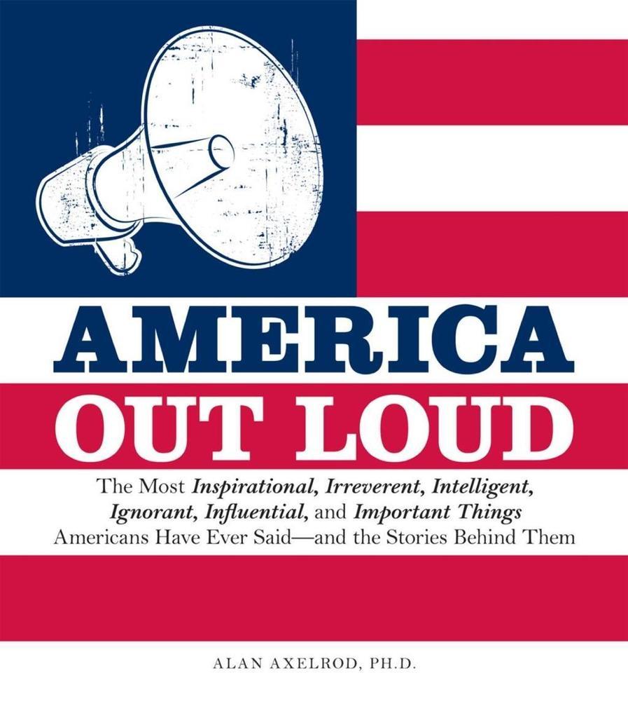 America Out Loud als eBook Download von Alan Ax...