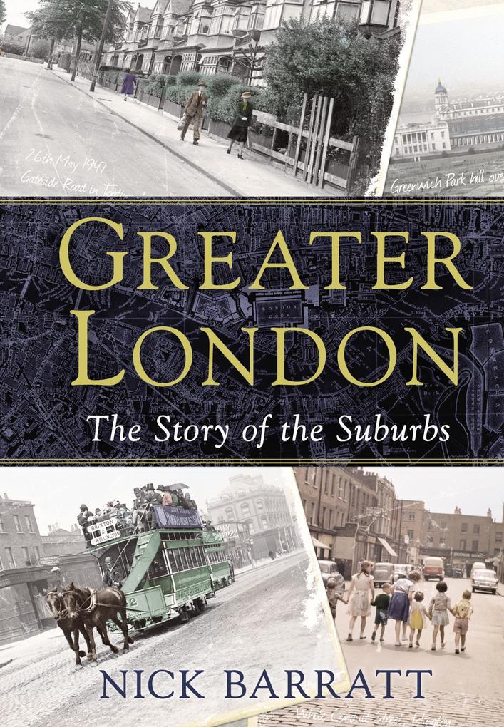 Greater London als eBook Download von Nick Barratt