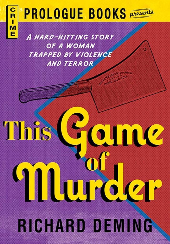 This Game of Murder als eBook Download von Rich...