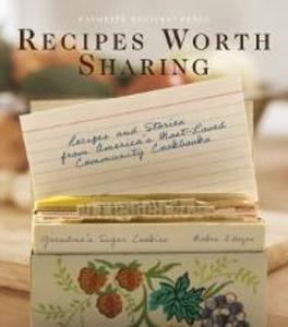 Recipes Worth Sharing als eBook Download von