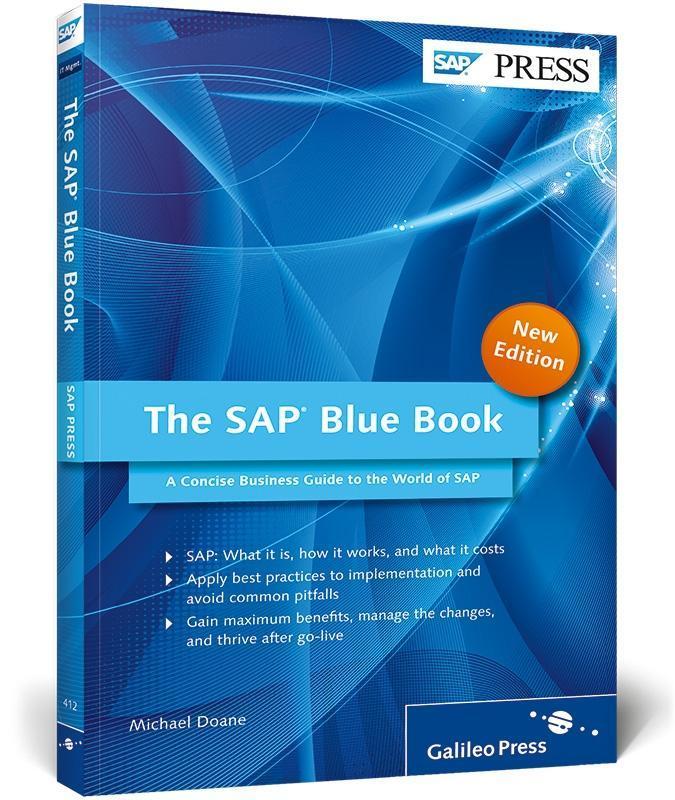 The SAP Blue Book als Buch von Michael Doane