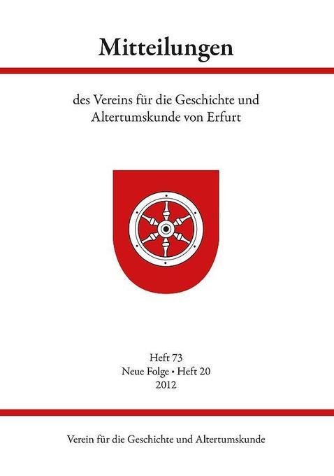Mitteilungen des Vereins für die Geschichte und...