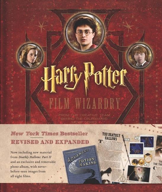 Harry Potter Film Wizardry als Buch von Brian S...