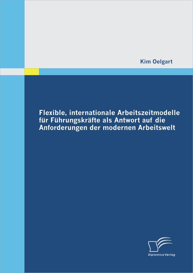 Flexible, internationale Arbeitszeitmodelle für...