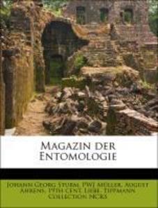 Magazin der Entomologie als Taschenbuch von Joh...