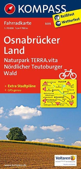 Osnabrücker Land, Naturpark TERRA.vita, Nördlic...