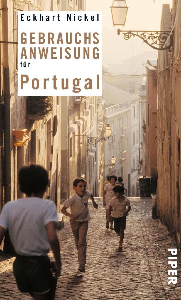 Gebrauchsanweisung für Portugal als eBook Downl...